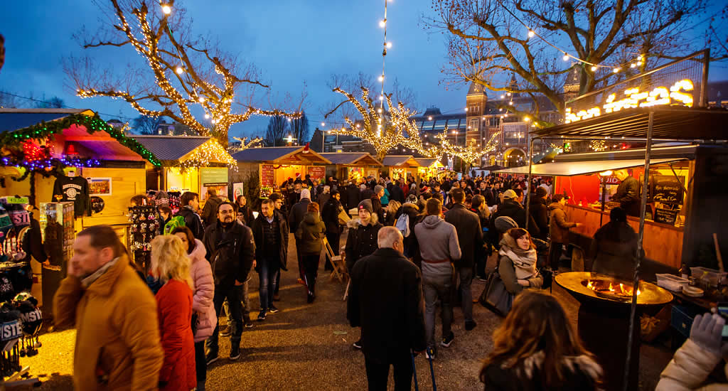 Christmas market in Amsterdam, Ice*Amsterdam (photo by Ice*Amsterdam) | Your Dutch Guide