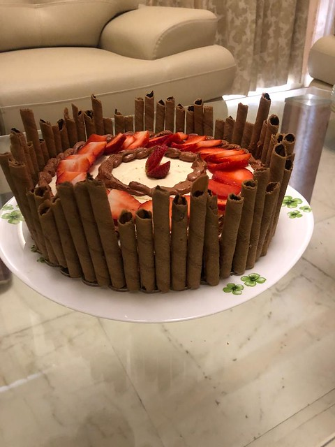 Cake by Anuja Ghoshal