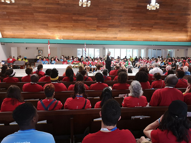 2019 WYD Panama - Mission Jeunesse Montreal