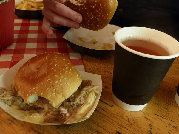 hog burger