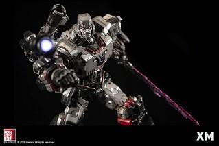 「官圖&販售資訊更新!」XM Studios Premium Collectibles 系列 變形金剛【密卡登】Megatron 1/10 比例全身雕像作品