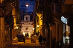 St. Lucia's Street in Valletta