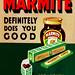 Marmite -- about 1950?