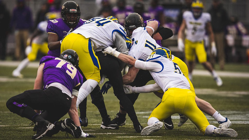 Five thoughts on Delaware's 20-6 loss to James Madison in the opening-round of the playoffs