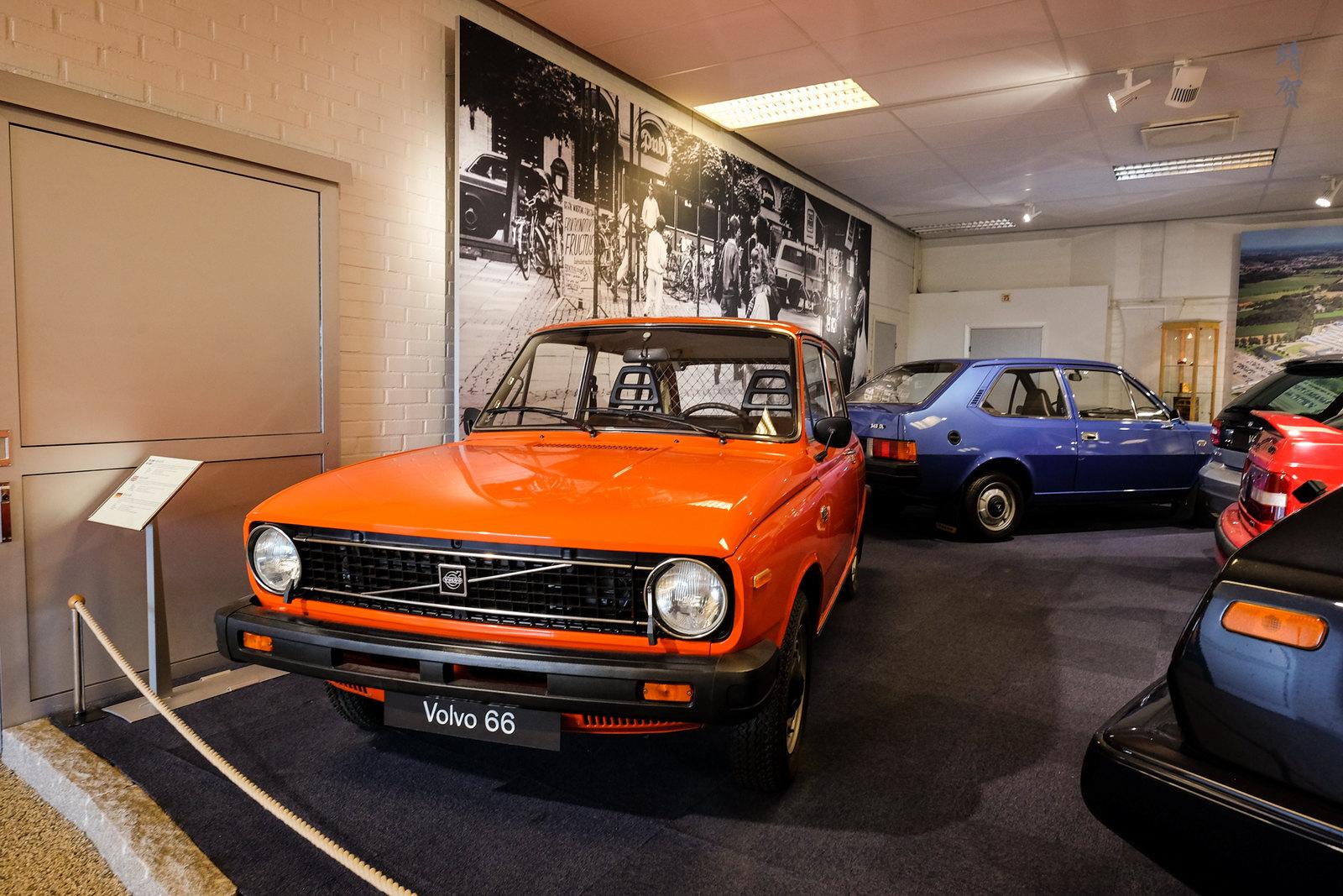 Volvo 'Daf' 66