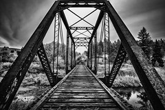 Elberton Rail Bridge