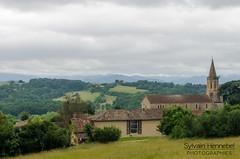 Le village de Castillon-de-Saint-Martory - Photo of Cazeneuve-Montaut