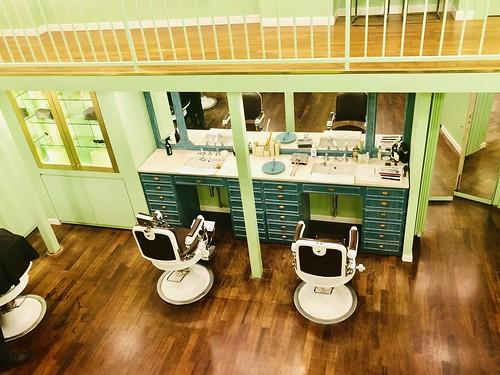 Barberino's Barber Shop...