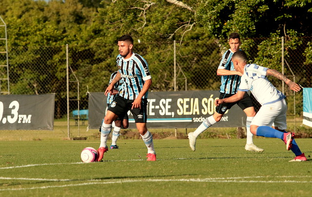 Quartas Copa Wianey Carlet - Grêmio x São José