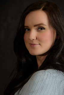 Dunmow photography club portrait night with the lovely Hannah as our model