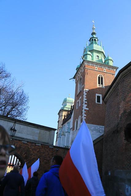 !00-lecie odzyskania przez Polskę niepodległości | Abp Marek Jędraszewski, Katedra na Wawelu,11.11.2018