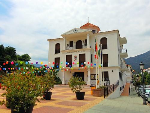 <Casa Consistorial> Istán (Málaga)