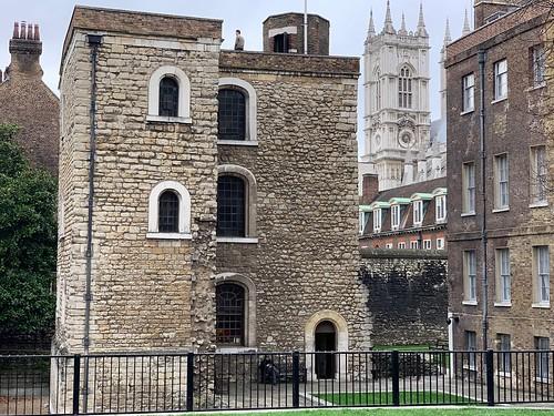 Edward l's Jewel Tower, a gem of medieval London