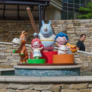 Photo 1 of 10 in the E-DA Theme Park gallery