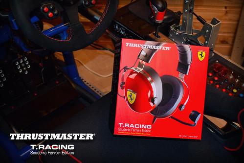 Thrustmaster T_Racing Headset 2