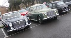 Classic British line-up