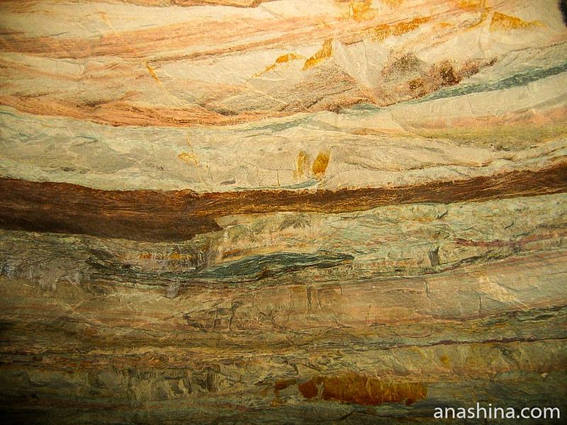 Танечкина пещера, Старая Ладога