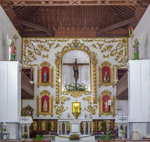 Santísimo Cristo del Bosque, Santa María de Bacares