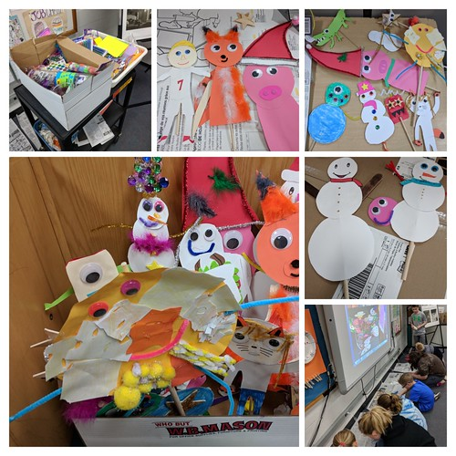 Kevin's Meandering Mind | Making Puppets: Complete Creative Chaos
