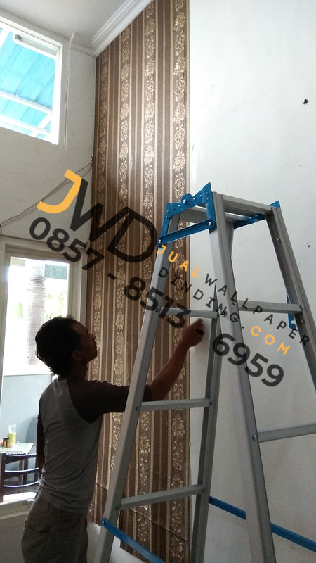 Jasa Pasang Wallpaper Sidoarjo 085785136959