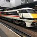 Class 91 91119 'Bounds Green Intercity Depot'