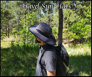 travel hats