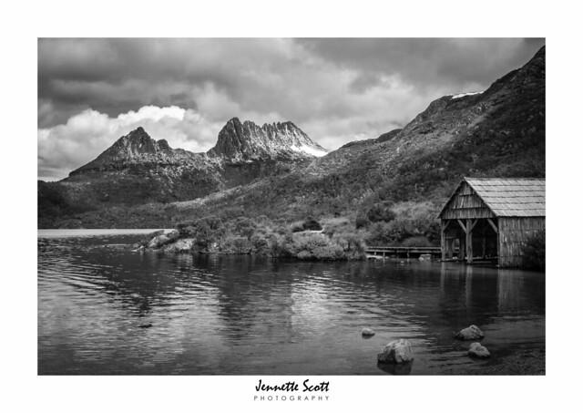 Cradle Mountain by Jennette Scott