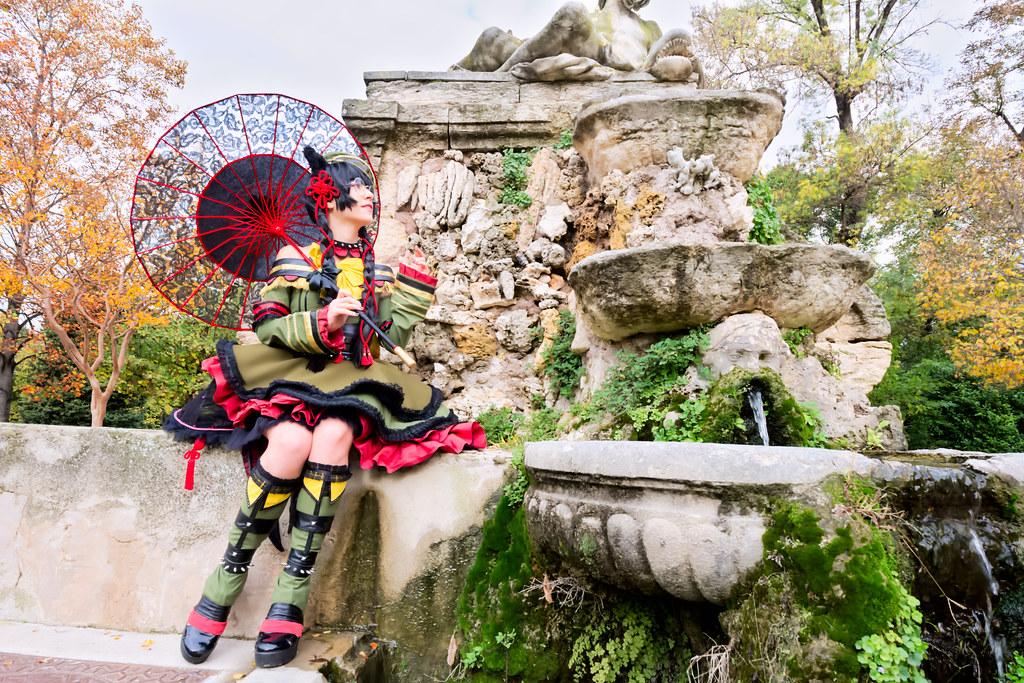related image - Shooting Icchibanketsu - Jardin de la Magalone - Marseille -2018-11-10- P1388639