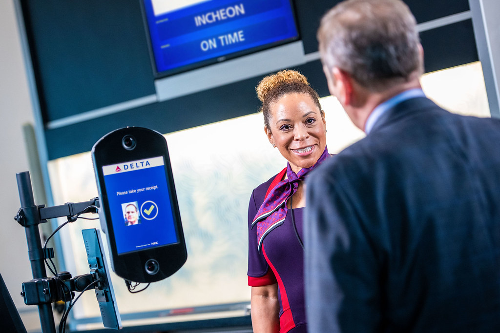 ATL Terminal F Biometric Launch
