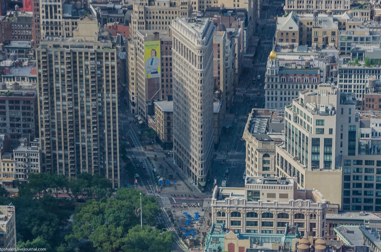 Нью-Йорк_Empire State Building-20
