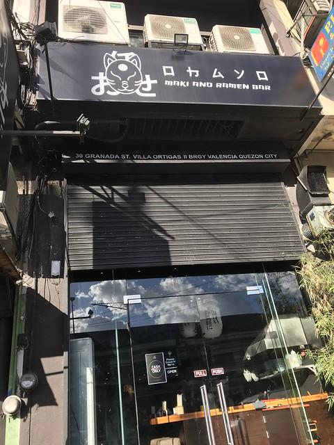 Ohayo Maki and Ramen Bar