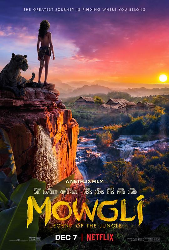 Mowgli - Poster 2