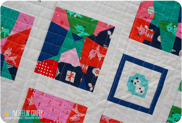 ChristmasQuilt-Detail-ImFeelinCrafty