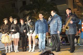 Michele Seripierri al Carnevale 2016