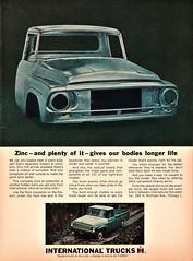 1964 International Pickup Body