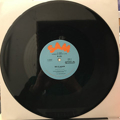 K.I.D.:DON'T STOP(RECORD SIDE-B)