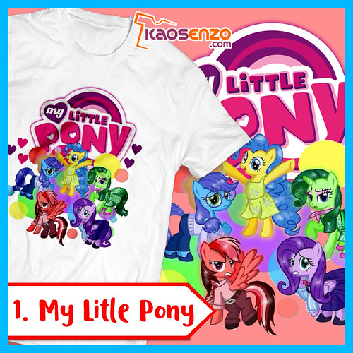 kaos_couple_family_keluarga_custom_ultah_anak_my_little_pony