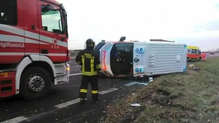 incidente Croce Blu Turi