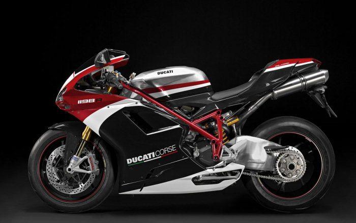 Ducati 1198 R Special Edition CORSE 2010 - 3