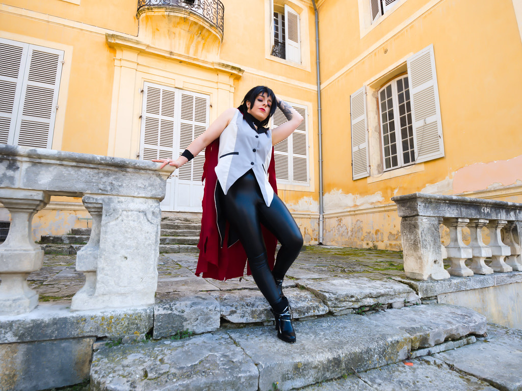 related image - Shooting RWBY - Jardin de la Magalone - Marseille -2019-02-22- P1499427