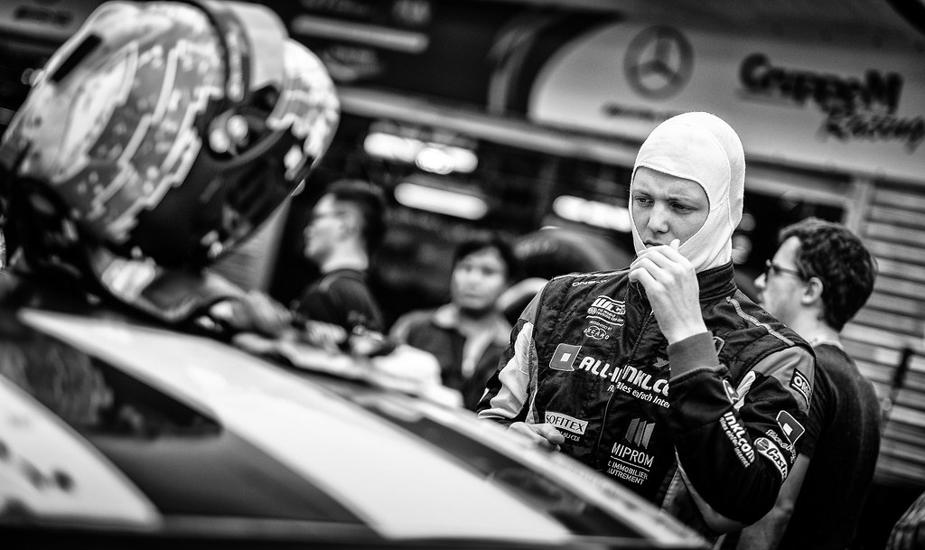 EHRLACHER Yann, (fra), Honda Civic TCR team ALL-INKL.COM Munnich Motorsport, portrait during the 2018 FIA WTCR World Touring Car cup of Macau, Circuito da Guia, from november  15 to 18 - Photo Francois Flamand / DPPI