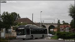 Man Lion's City Hybride - Transdev CSO (Courriers de Seine-et-Oise) / STIF (Syndicat des Transports d'Île-de-France) n°72791 - Photo of Montgeroult