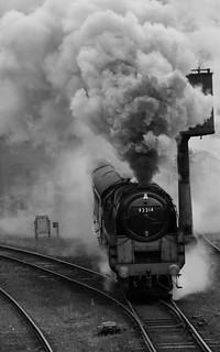 92214 Leicester City Departing Loughborough Central- GCR -Last Hurrah Gala