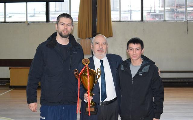 Selecciónes de Handball y Basketball son reconocidas por el ISV