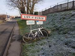 C'est l'hiver...donc il paraît qu'il fait froid  🌞 - Photo of Le Plessis-Placy