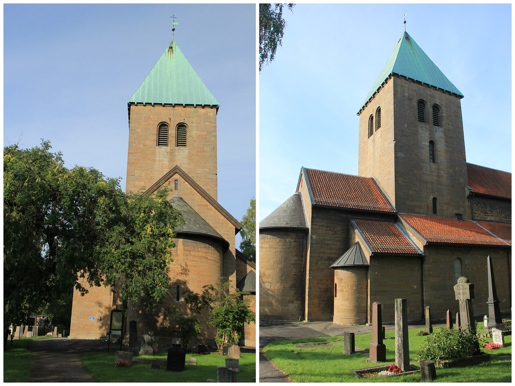 Gamle Aker Church, Oslo