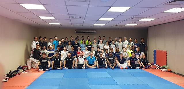 Concentração da Seleção Paulista