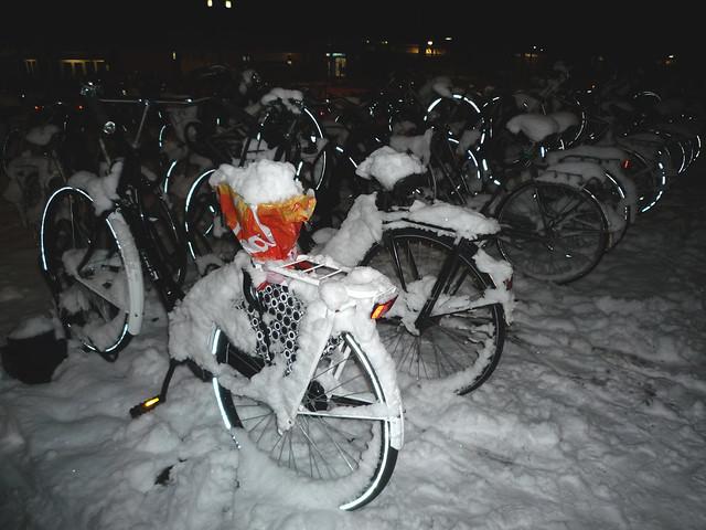 Snow! Finally., Panasonic DMC-FX38