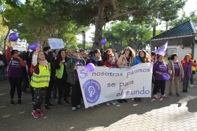 marcha violencias machistas55