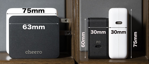 cheero USB-C PD Charger 45W_02